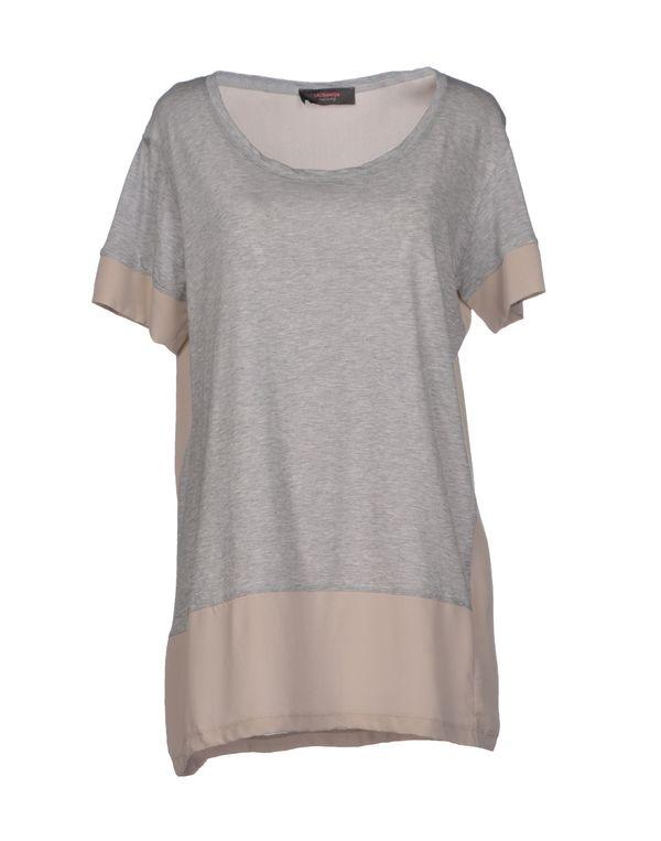 淡灰色 LALTRAMODA T-shirt