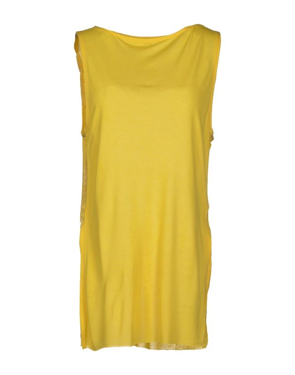 黄色 CHEAP MONDAY 上衣