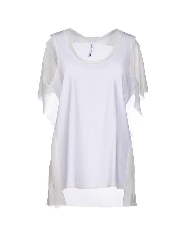 白色 LIVIANA CONTI 上衣