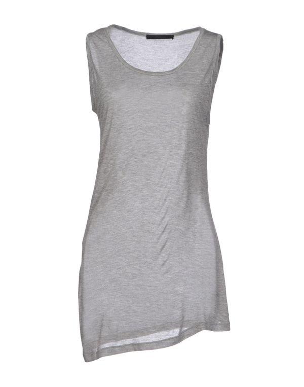 淡灰色 LES COPAINS T-shirt