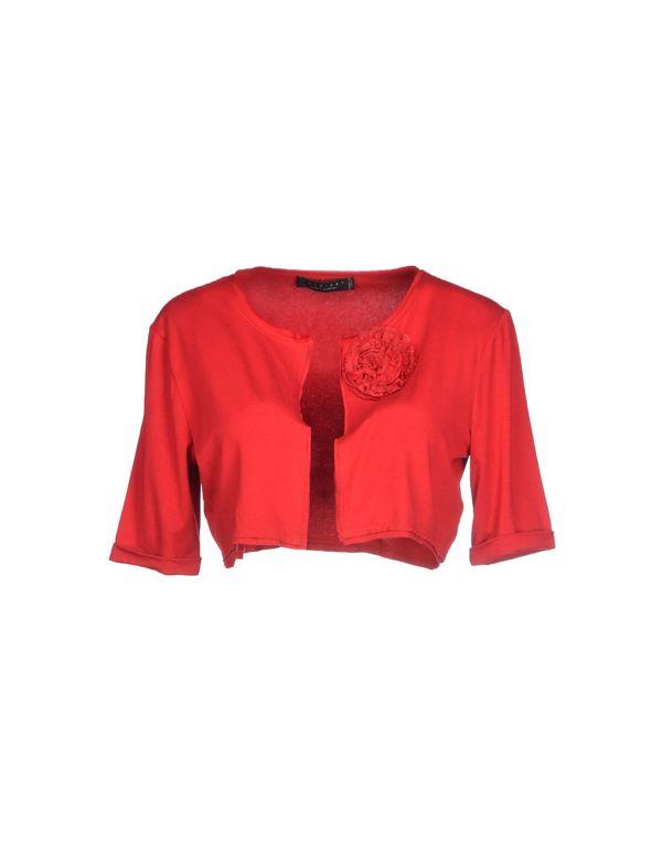 红色 TWIN-SET SIMONA BARBIERI 披肩