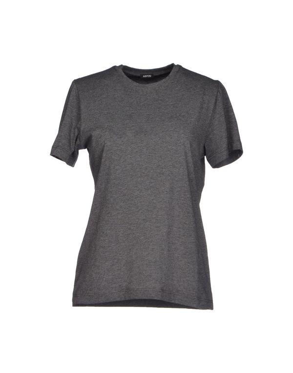 灰色 ASPESI T-shirt