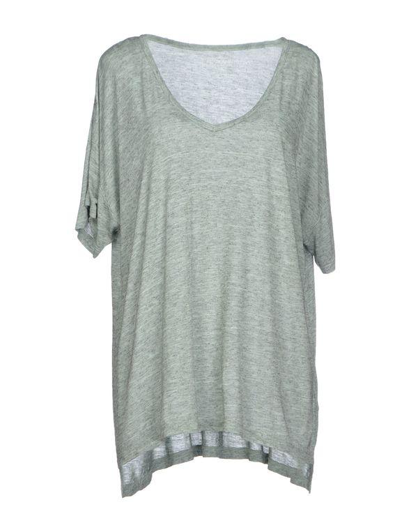灰色 FRENCH CONNECTION T-shirt