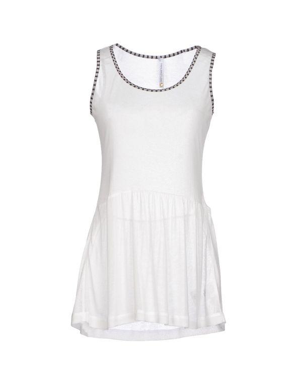 白色 PIANURASTUDIO 上衣