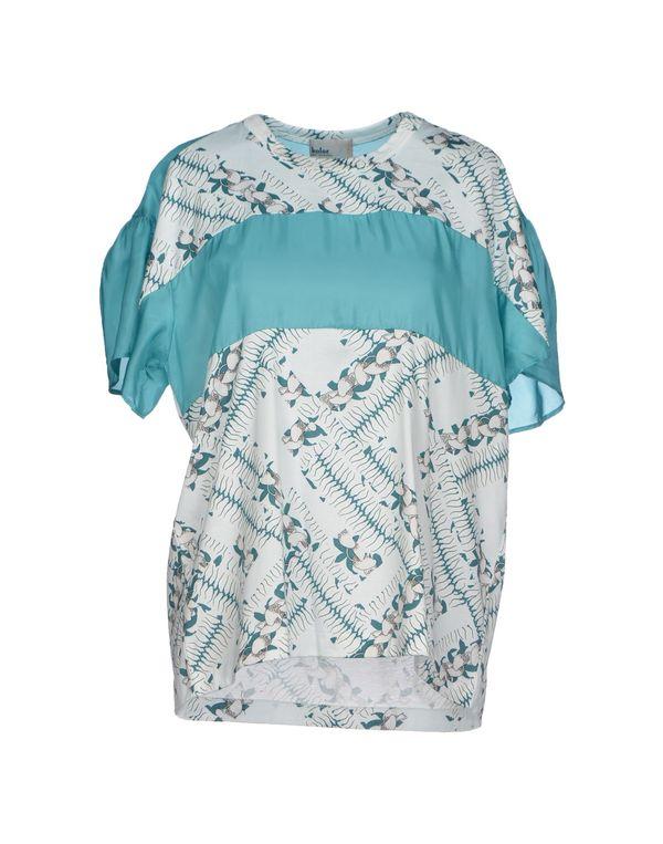 蓝绿色 KOLOR T-shirt