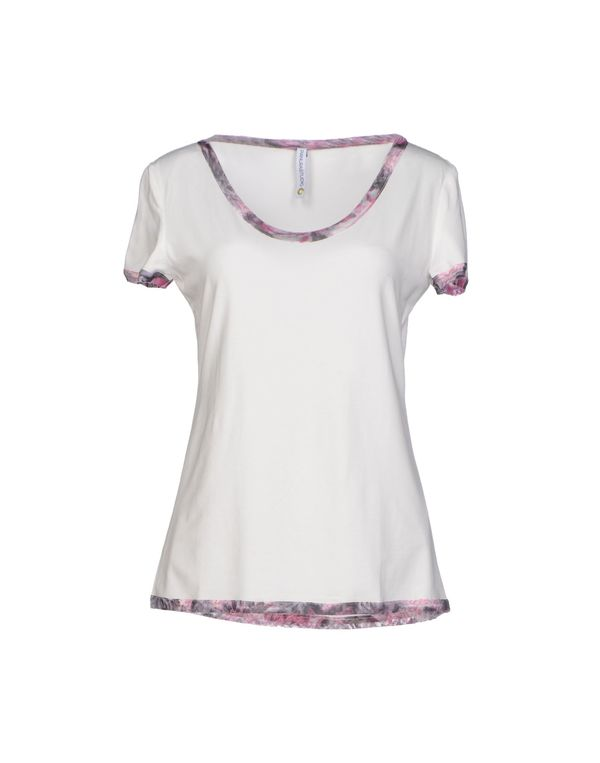 象牙白 PIANURASTUDIO T-shirt