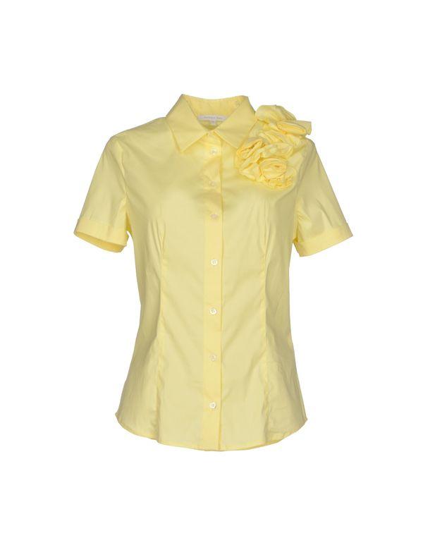 黄色 PATRIZIA PEPE Shirt