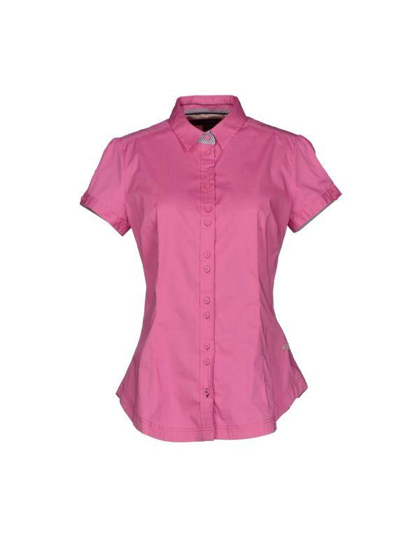 玫红色 CALVIN KLEIN JEANS Shirt