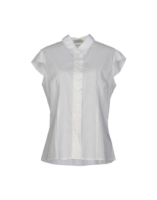 白色 GUESS Shirt