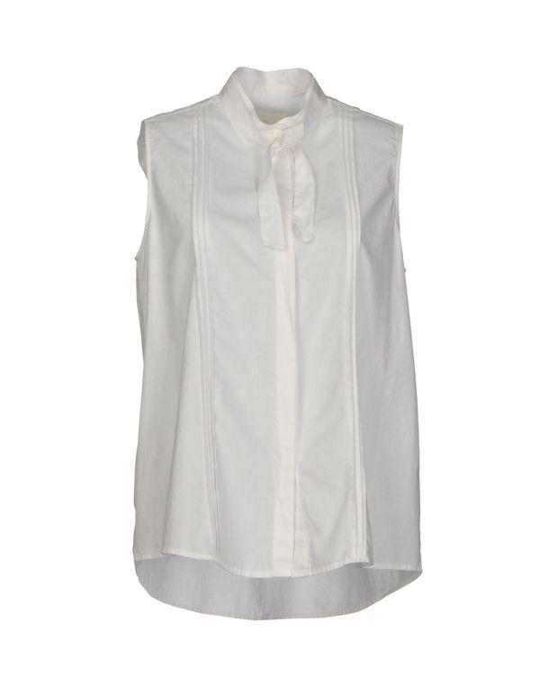 白色 BOY BY BAND OF OUTSIDERS Shirt
