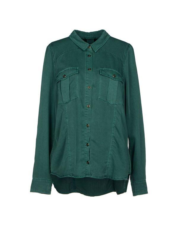 绿色 VERO MODA Shirt