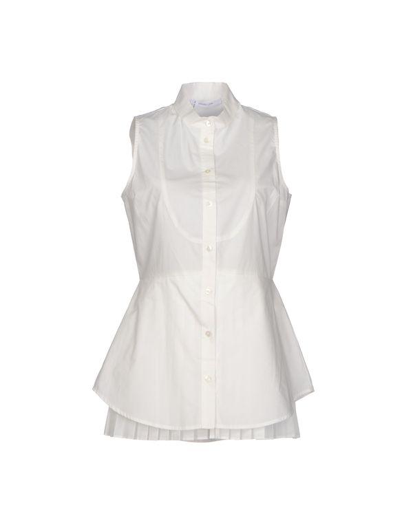 白色 10 CROSBY DEREK LAM Shirt