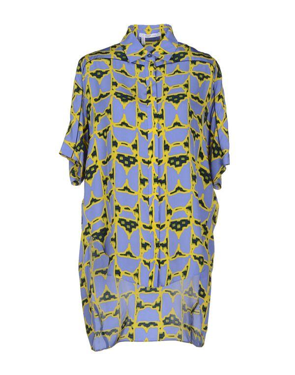 粉蓝色 10 CROSBY DEREK LAM Shirt