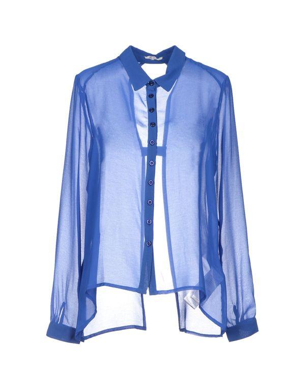 蓝色 NOSHUA Shirt