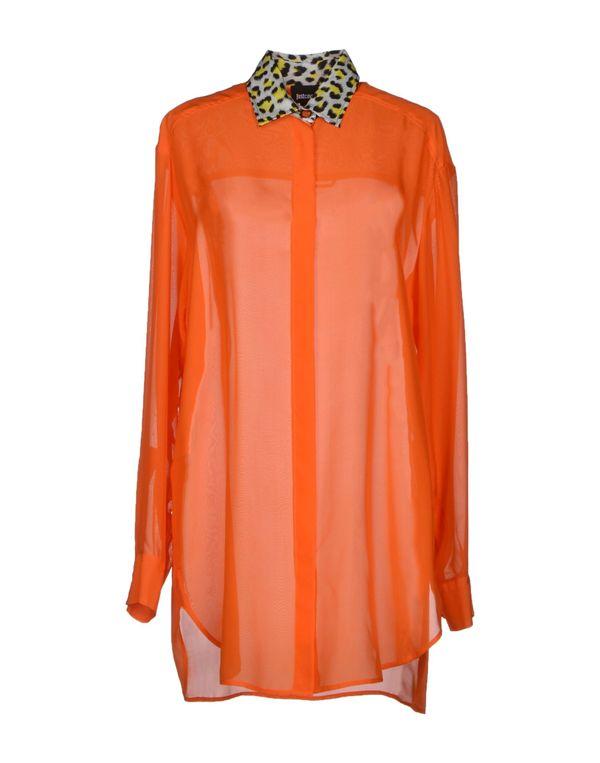 橙色 JUST CAVALLI Shirt