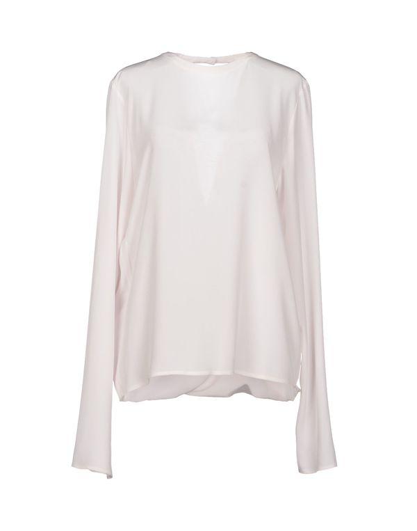 浅粉色 MAISON MARTIN MARGIELA 4 女士衬衫