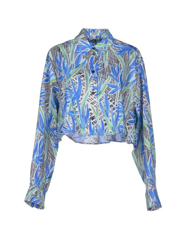 中蓝 KENZO Shirt