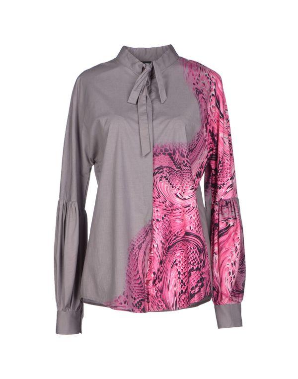 灰色 JUST CAVALLI Shirt