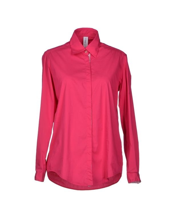 玫红色 ETICHETTA 35 Shirt