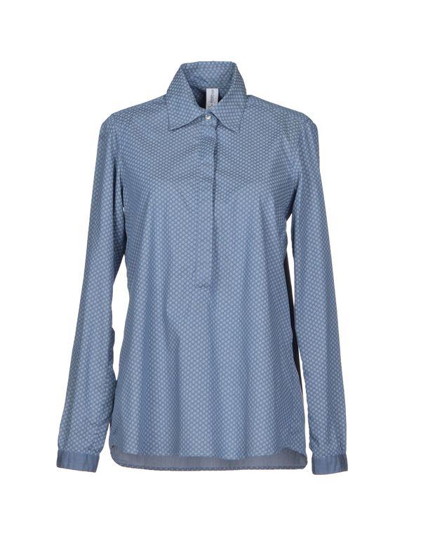 石青色 ETICHETTA 35 Shirt