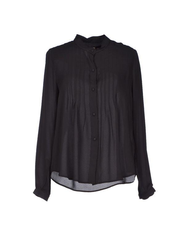 黑色 BAND OF OUTSIDERS Shirt