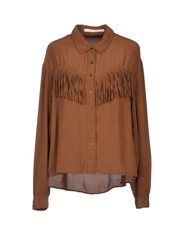 卡其色 VIRGINIE CASTAWAY Shirt