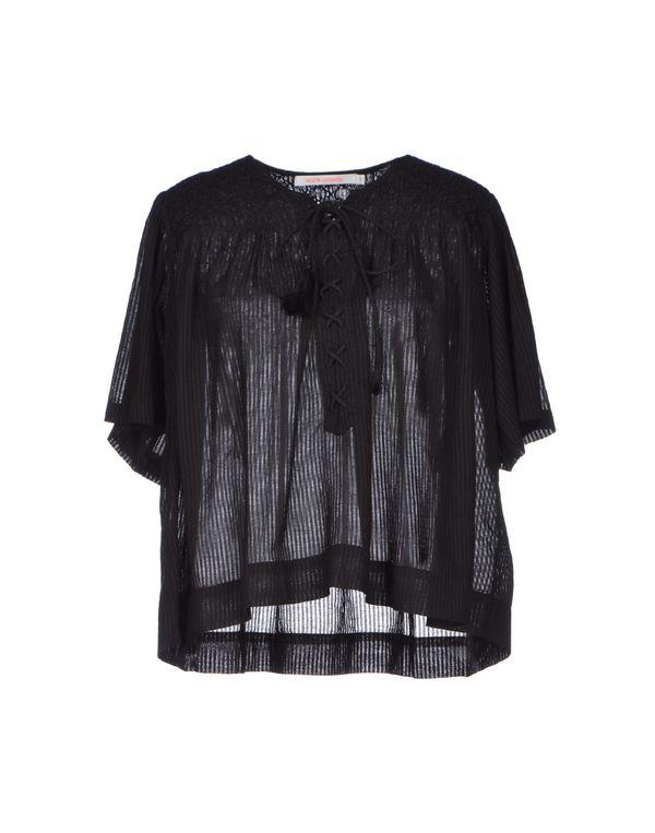 黑色 VIRGINIE CASTAWAY 女士衬衫