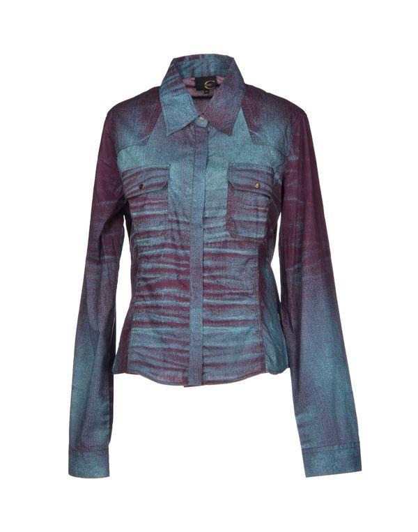 紫色 JUST CAVALLI Shirt