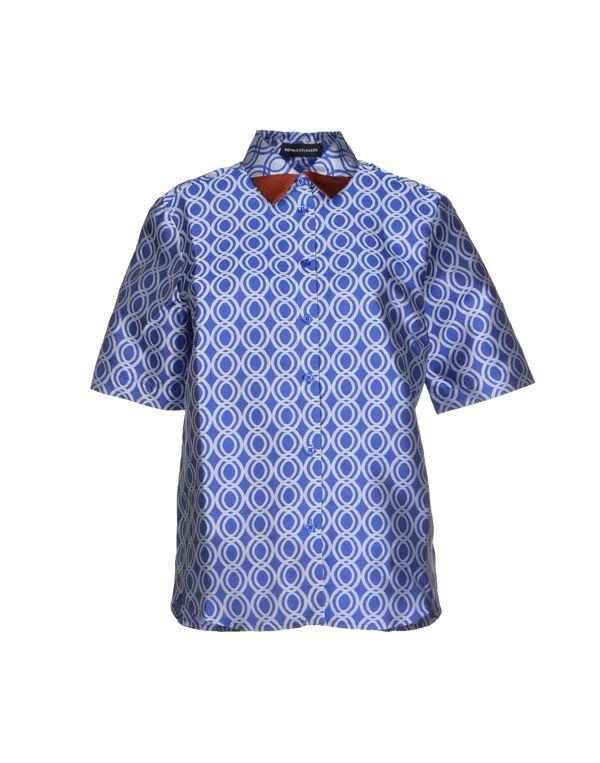 蓝色 OSTWALD HELGASON Shirt