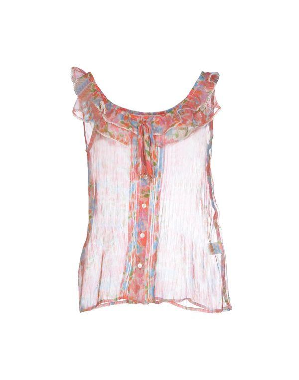 粉红色 NOLITA Shirt