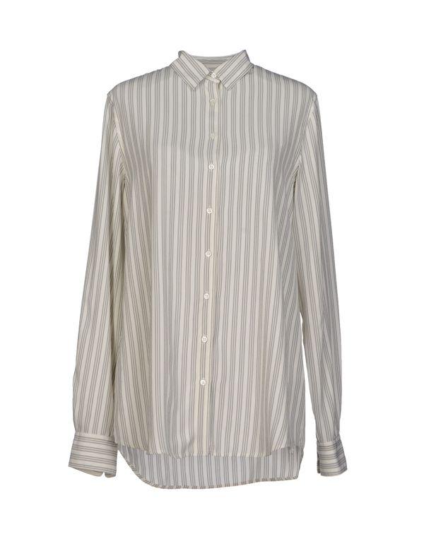 象牙白 ASPESI Shirt