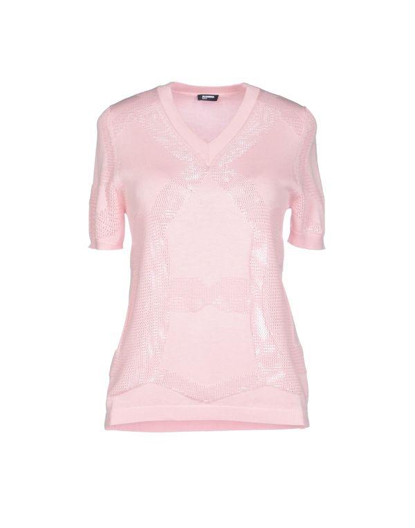 粉红色 JIL SANDER NAVY 套衫