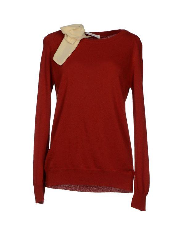 砖红 JUCCA 套衫