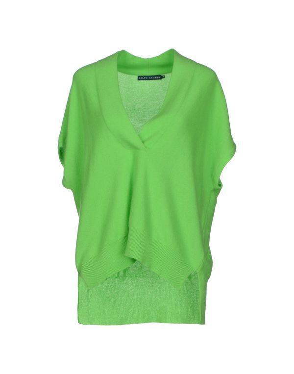 浅绿色 RALPH LAUREN 套衫