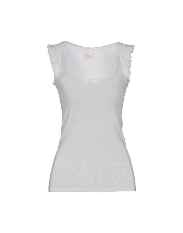白色 VANESSA BRUNO 套衫