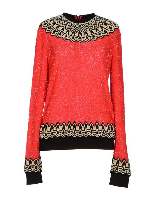 红色 MANISH ARORA 套衫