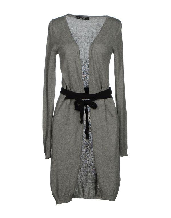 灰色 TWIN-SET SIMONA BARBIERI 针织开衫