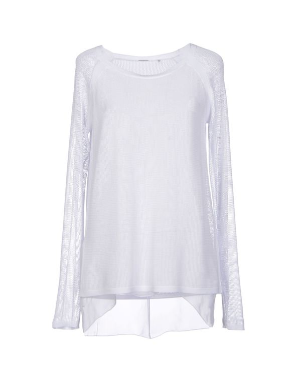白色 ELIE TAHARI 套衫