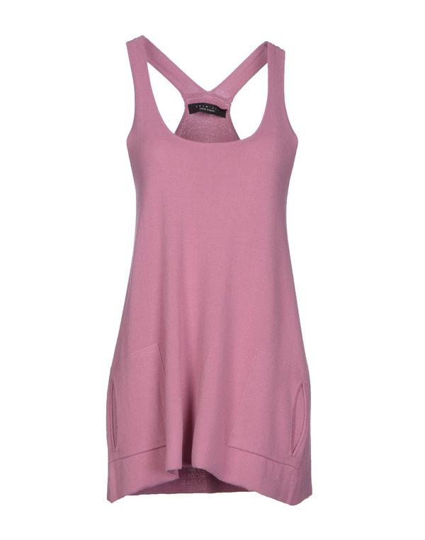 浅紫色 TWIN-SET SIMONA BARBIERI 上衣
