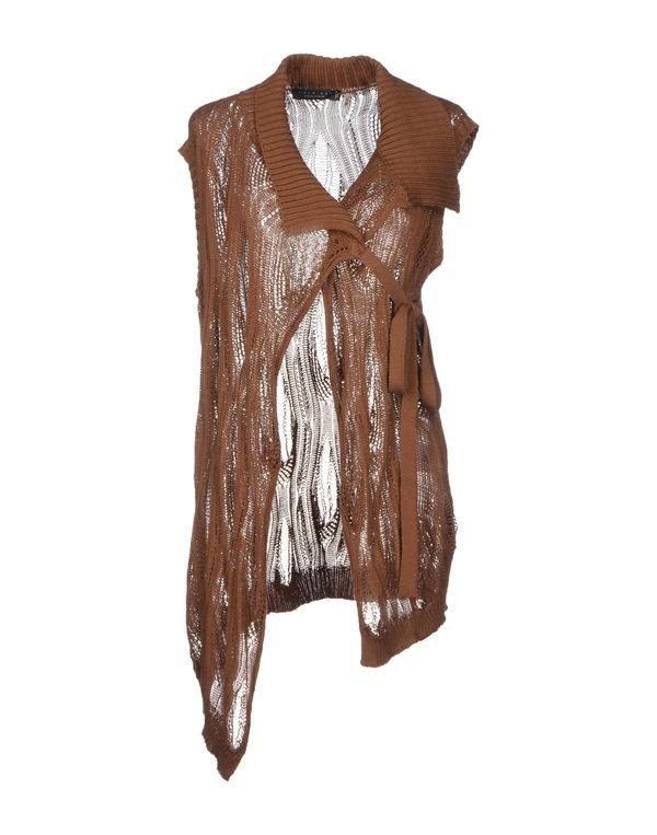 棕色 TWIN-SET SIMONA BARBIERI 针织开衫