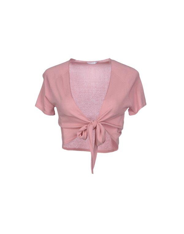 粉红色 MARELLA 针织开衫