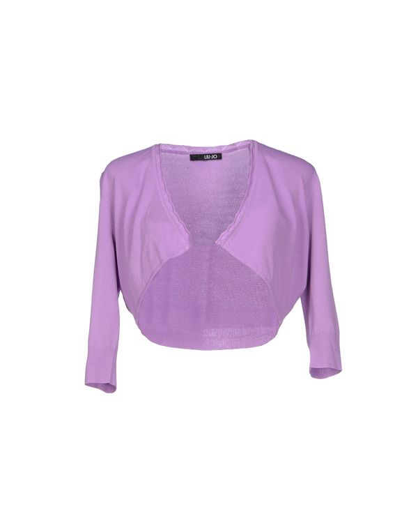 紫色 LIU •JO 针织开衫