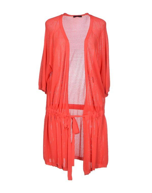珊瑚红 PINKO BLACK 针织开衫