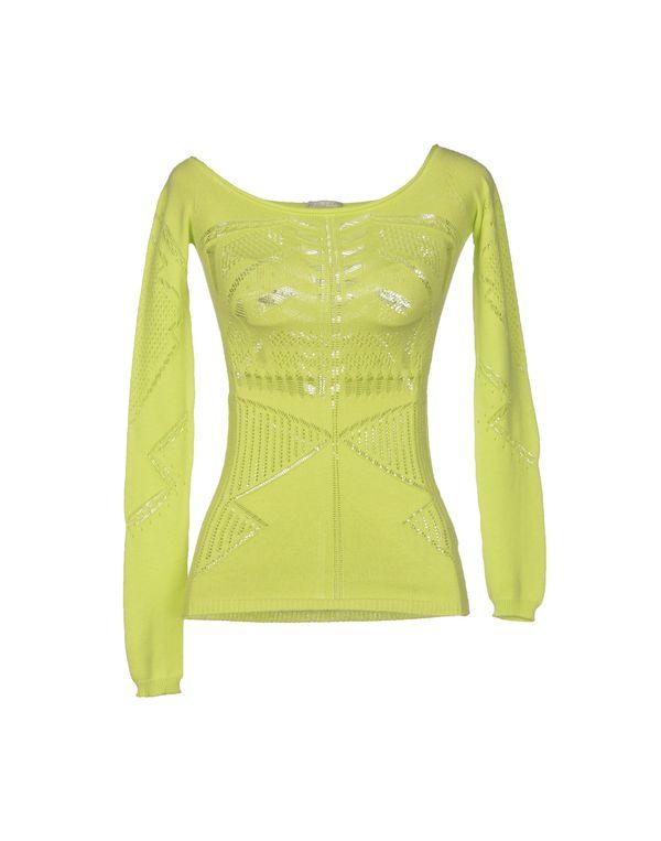 荧光绿 PINKO 套衫