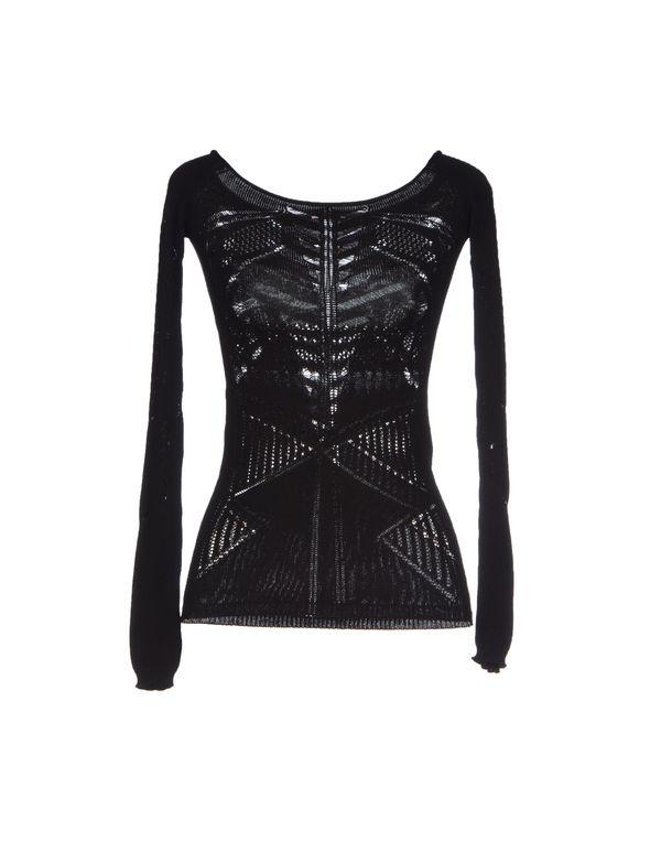 黑色 PINKO 套衫