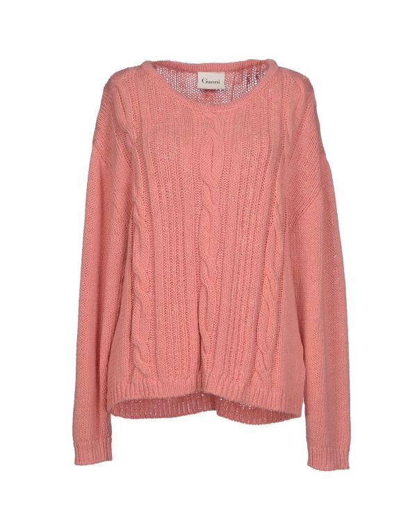 粉红色 GANNI 套衫