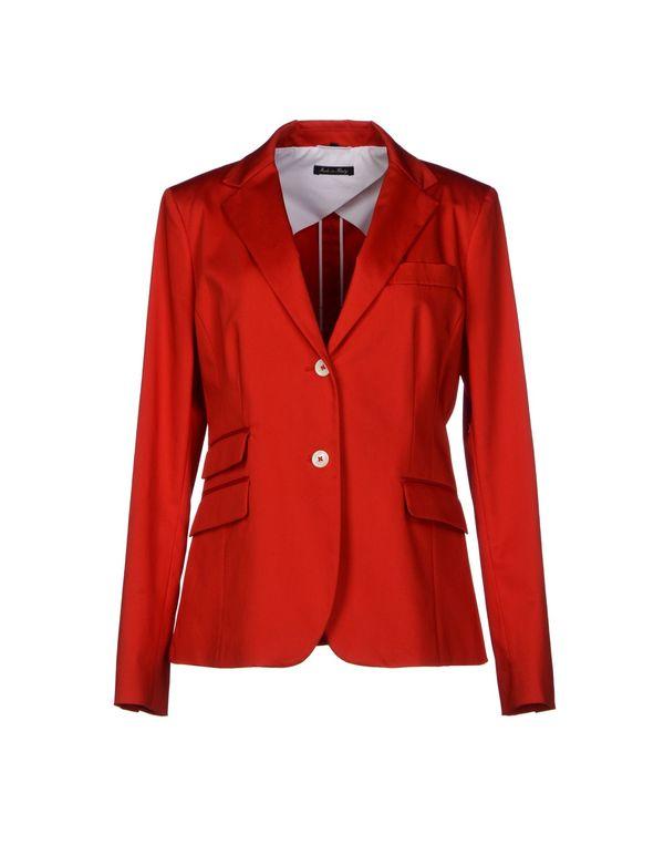 红色 FAY 西装上衣
