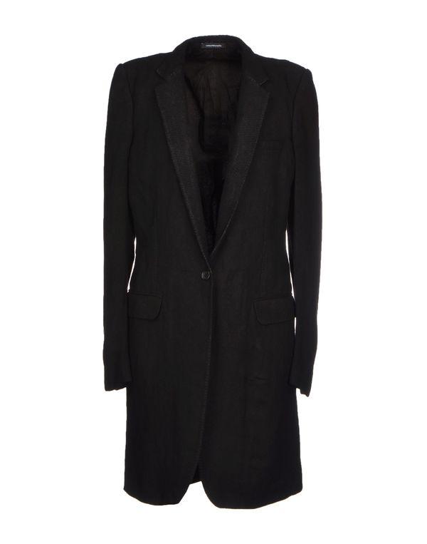 黑色 NICOLAS ANDREAS TARALIS 大衣