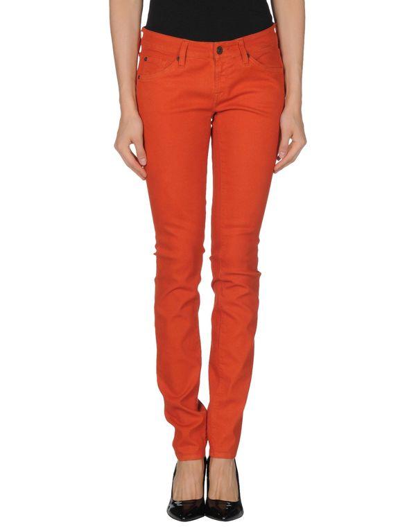 红色 7 FOR ALL MANKIND 牛仔裤