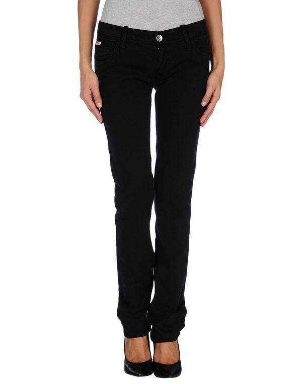 黑色 NOLITA 牛仔裤